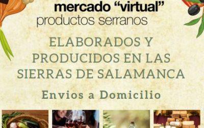 Mercado virtual de productos serranos de Salamanca